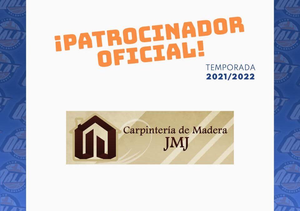 CARPINTERÍA DE MADERA JMJ formará parte de los patrocinadores oficiales de Club Baloncesto Qalat.