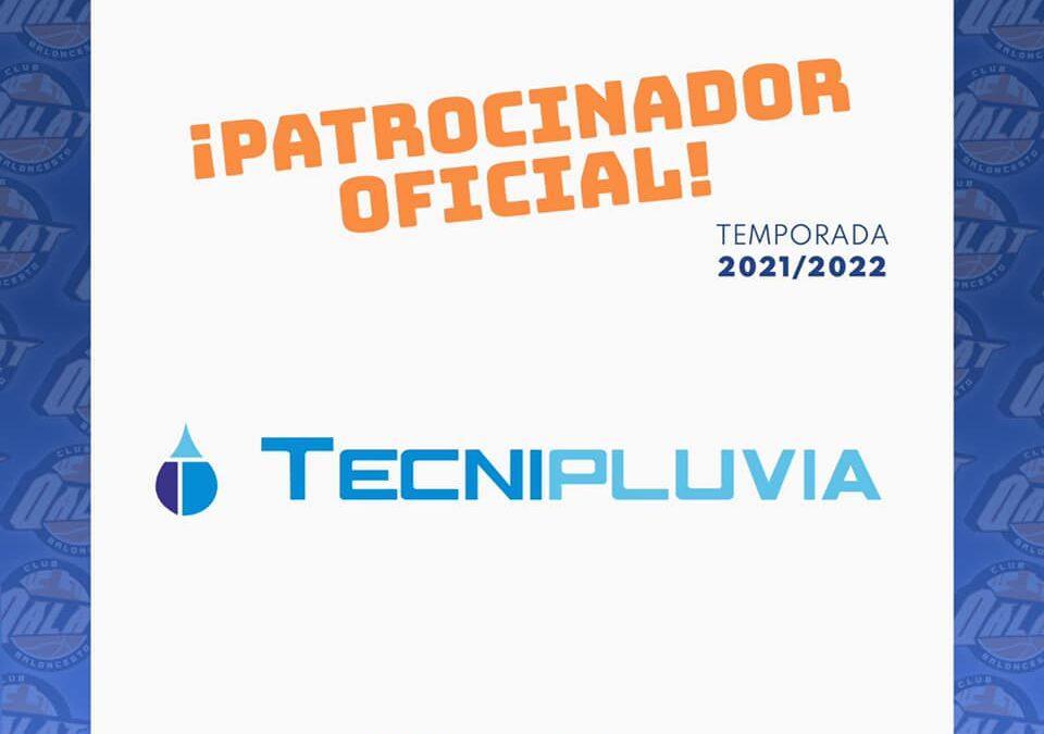 TECNIPLUVIA se suma a la lista de nuevos patrocinadores del Club Baloncesto Qalat