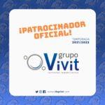 GRUPO VIVIT se une al grupo de patrocinadores oficiales de Club Baloncesto Qalat
